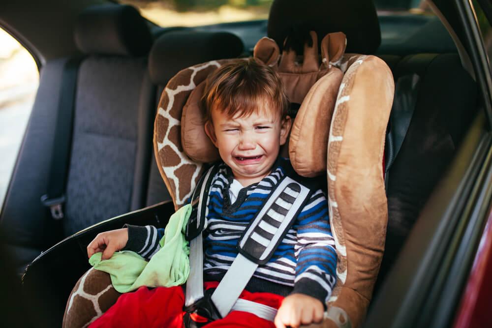 Si Kecil Sering Rewel Selama Mudik? Ini yang Sebaiknya Dilakukan Orang Tua
