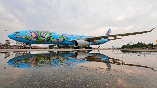 gambar pesawat unik dan menarik