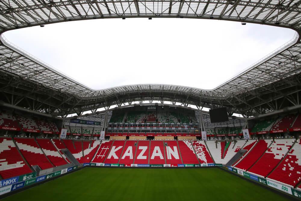 Stadium Kazan Arena