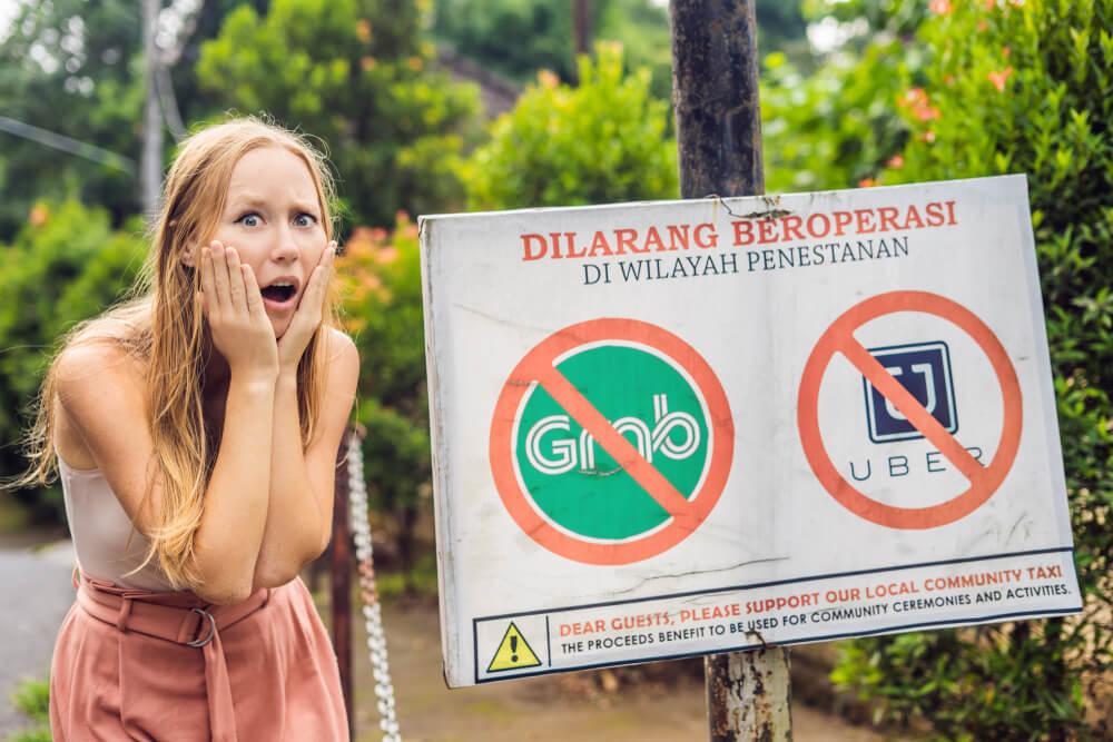 Penipuan di Bali