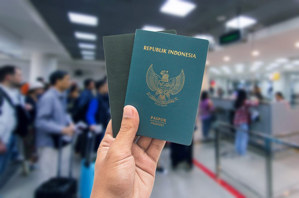 Mau Mengurus Paspor Beda Domisili? Perhatikan Syarat Ini!