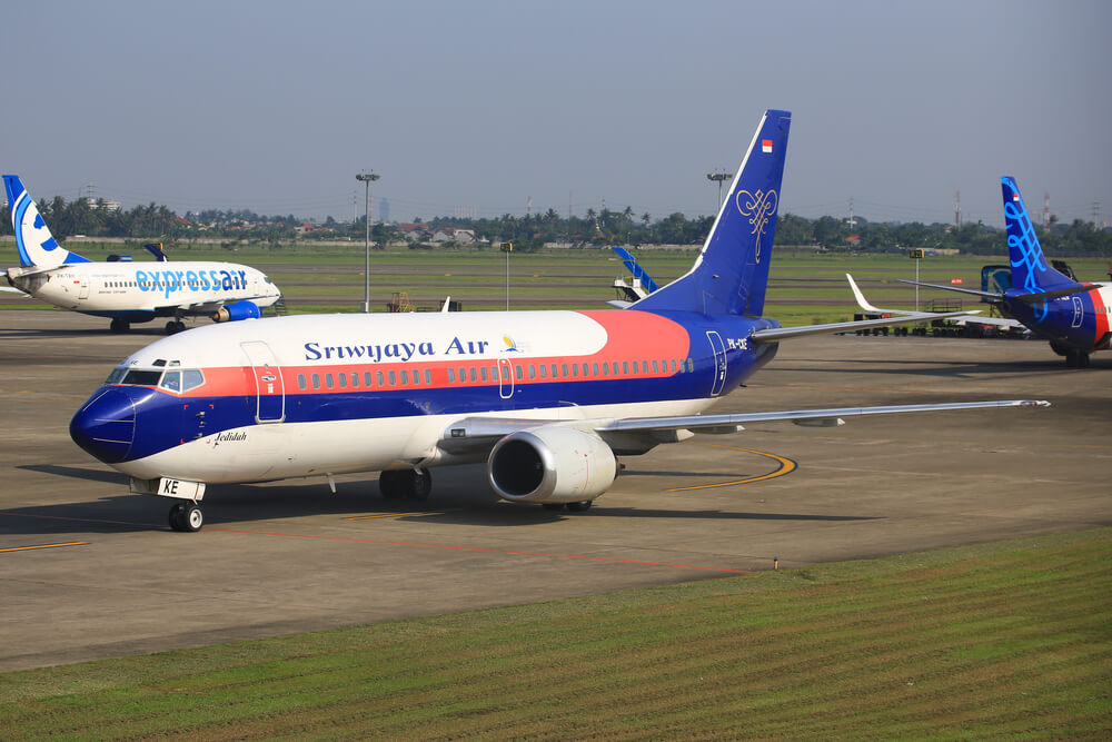 Tips Check In Pesawat Sriwijaya Lewat Website, Cepat dan Mudah