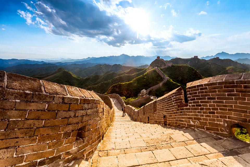 Menginap di Tembok Besar China Bukan Lagi Mimpi?