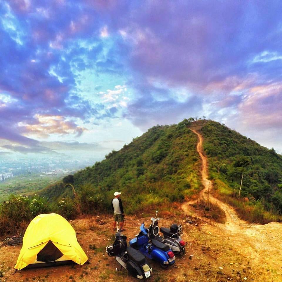 Keindahan Gunung Kasur yang terpendam IG @AgusJayaSaputra