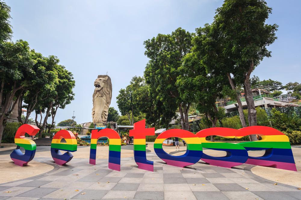 7 Wisata Murah dan Gratis di Sentosa Singapura