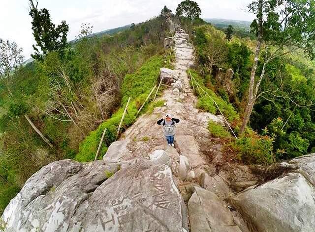 Tembok Dinding China Pindah Ke Kalimantan?