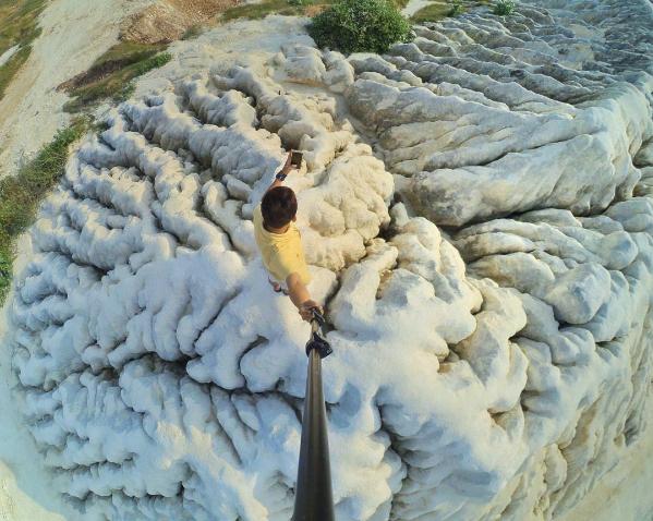 "Bukit Kapur Rengel Tempat ""Ngehits"" di Tuban, Jawa Timur"