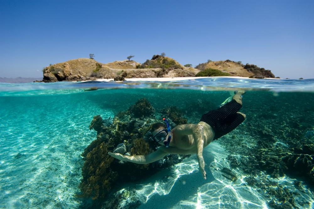 Dua Pulau di Indonesia ini Menjadi Tempat Snorkeling Terbaik di Dunia
