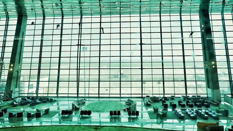 Wajah Baru Terminal 3 Ultimate Bandara Soekarno Hatta