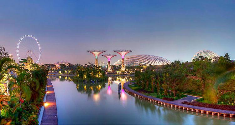 Liburan murah di Singapura