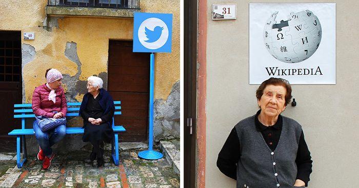 """Kampanye Unik di """"Kampung Digital"""" Campobasso Italia"""