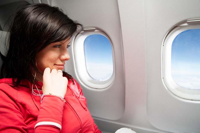 Alasan Jendela Pesawat Dibuka