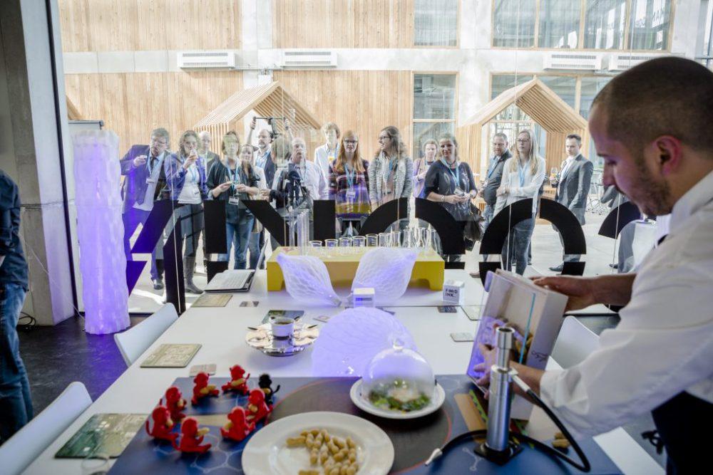 Restoran 3D Pertama di Dunia Berada di London