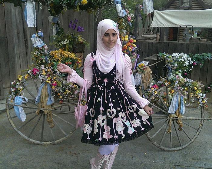 Muslim Lolitas, Trend Terbaru Terinspirasi Cosplay di Jepang