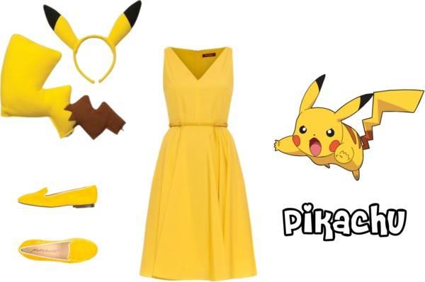 4 OOTD Stylish Ini Terinspirasi dari Pokemon Favorit