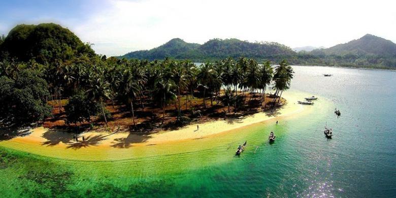 3 Pulau Tak Berpenghuni Ini Memiliki Pemandangan Yang Menakjubkan