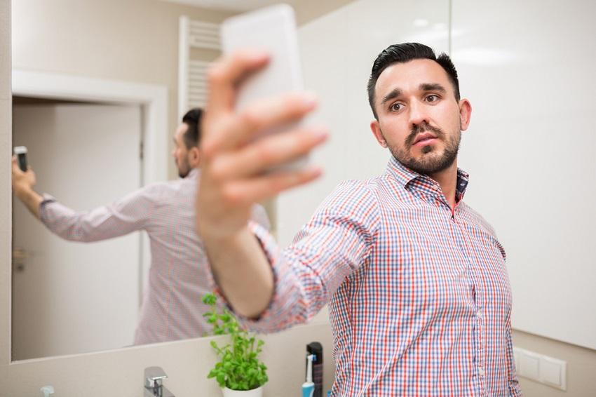 Gaya-gaya Selfie