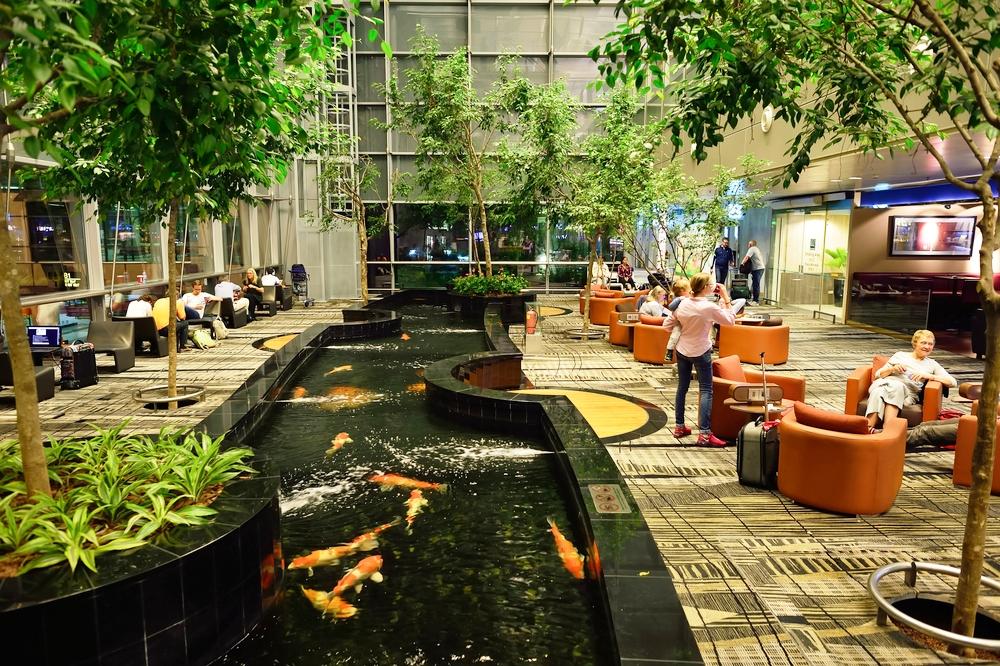 Changi Airport, Bandara yang Menyenangkan bagi Traveler Muslim