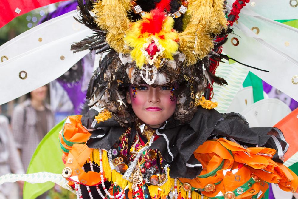 Catat 12 Festival Budaya di Indonesia Tahun 2017