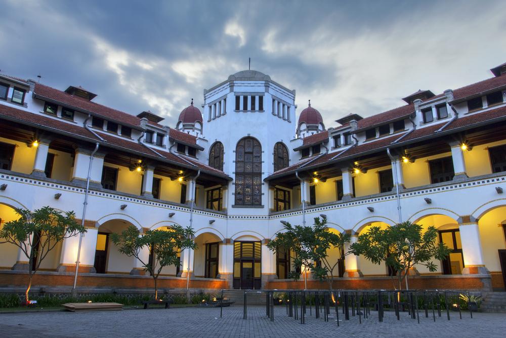 10 Tempat Wisata Jawa Tengah yang Harus Kalian Kunjungi