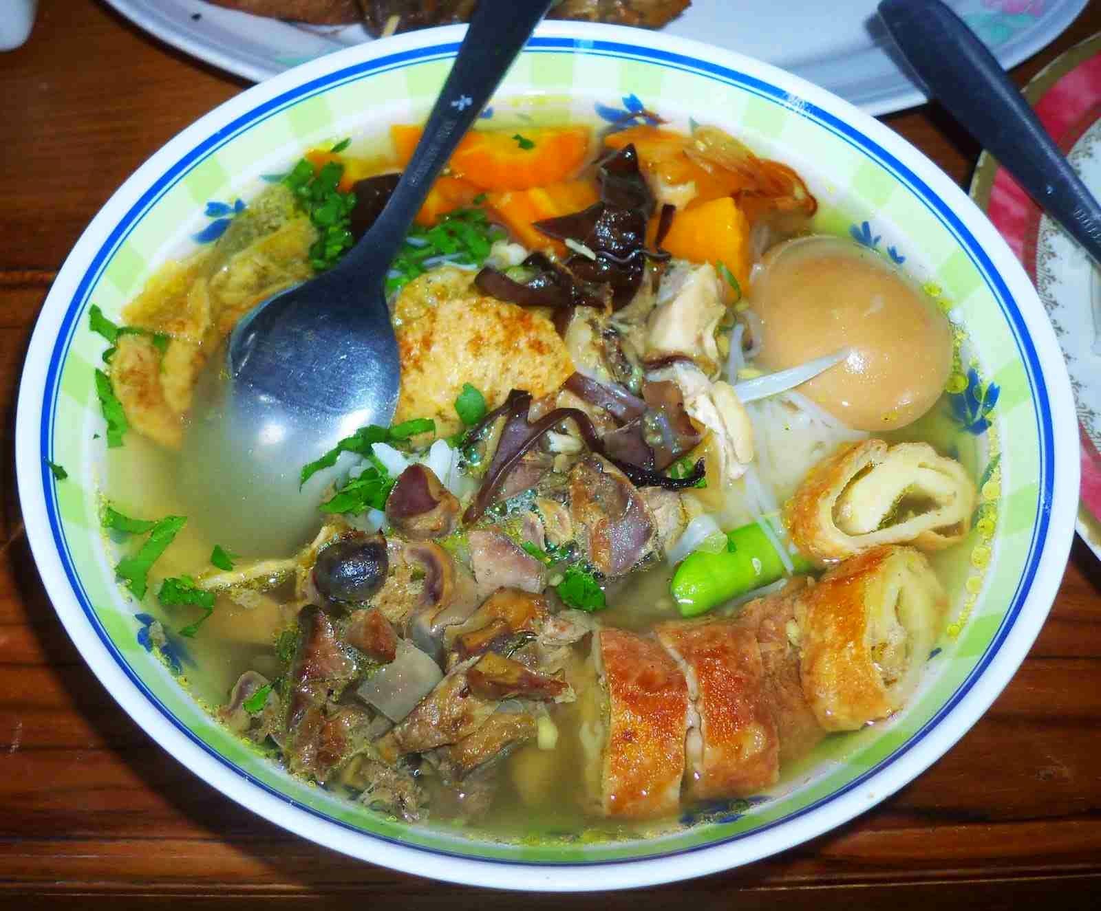 Makanan khas solo