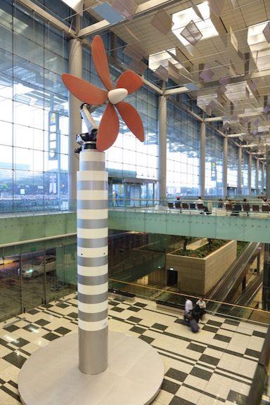 Daisy Changi Airport