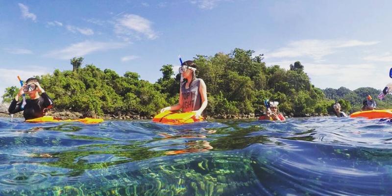 Pulau Pahawang Surga Kecil di Provinsi Lampung