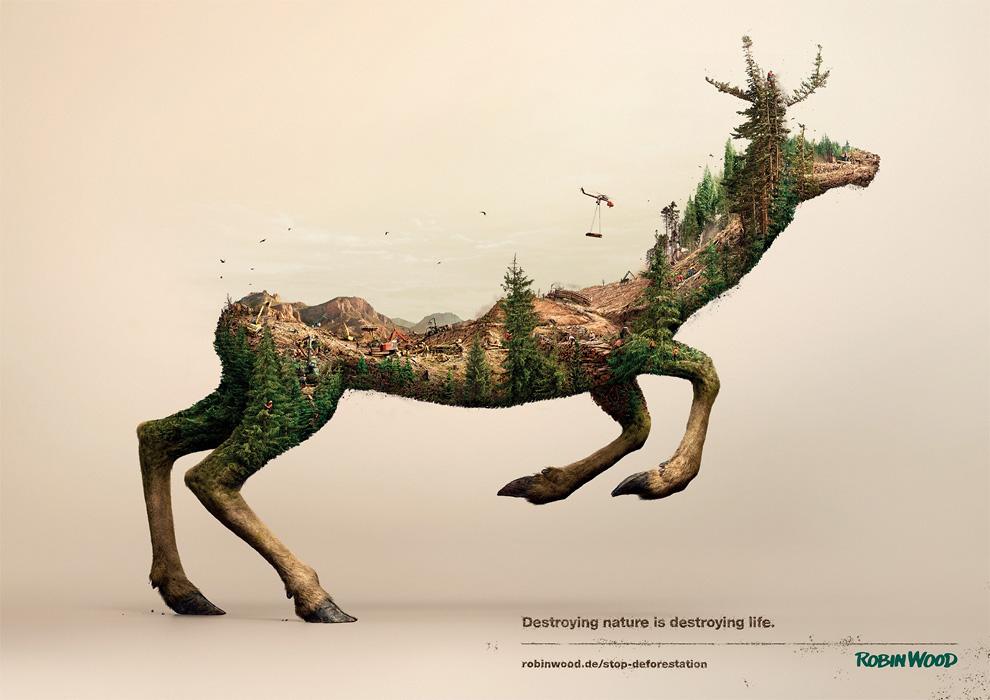 Poster Mengagumkan Tentang Kampanye Perlindungan Alam ...