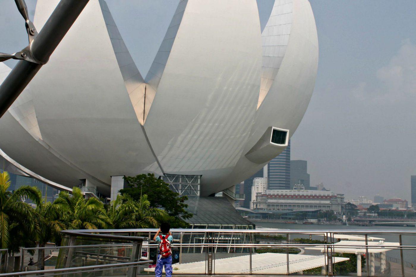 Art Science Museum (Istimewa/Ruth Nina)