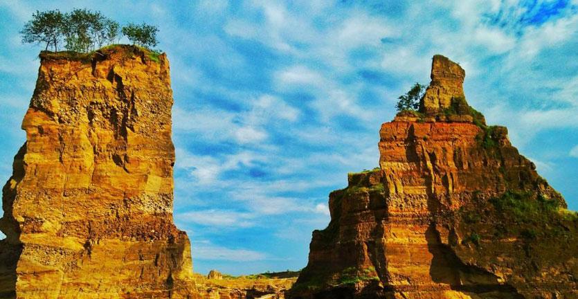 Brown Canyon Semarang Ini Tak Kalah dengan Grand Canyon