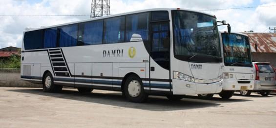 Jadwal, Rute dan Harga Tiket Bus Damri ke Bandara SHIA