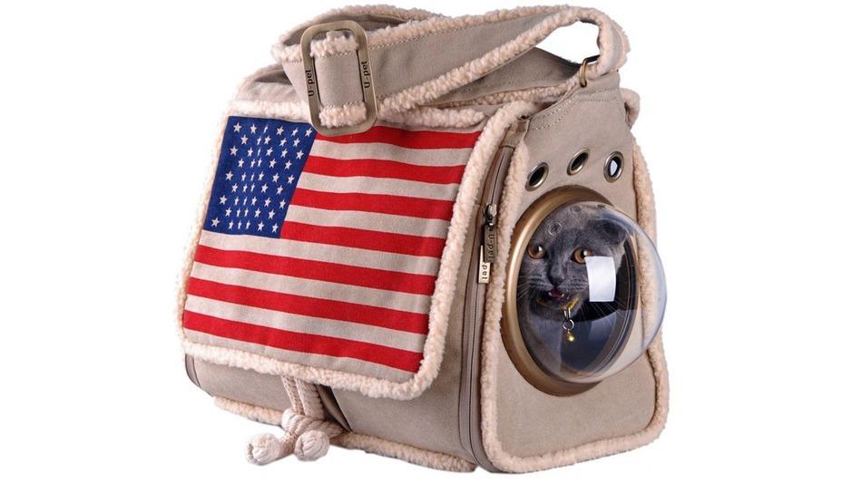 Cat Bag (u-pet.co)