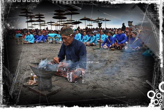 Ritual di Pantai Parangkusumo