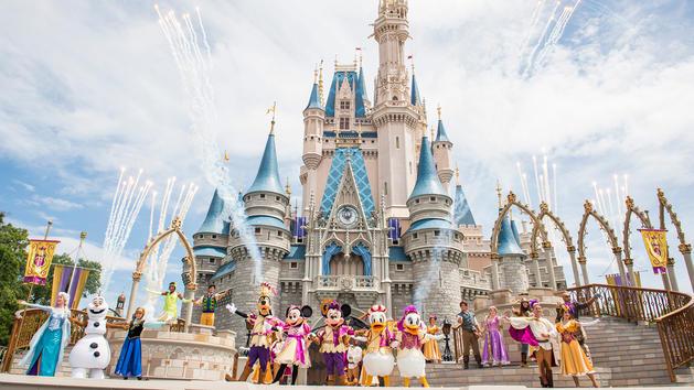 Pernikahan ala Cinderella, Bisa Kamu Wujudkan Sekarang di Disney World
