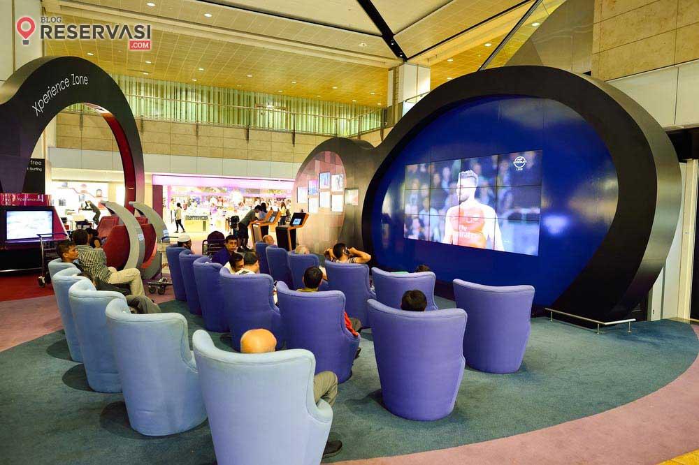 7 Fasilitas Gratis yang Bisa Kalian Nikmati di Changi International Airport