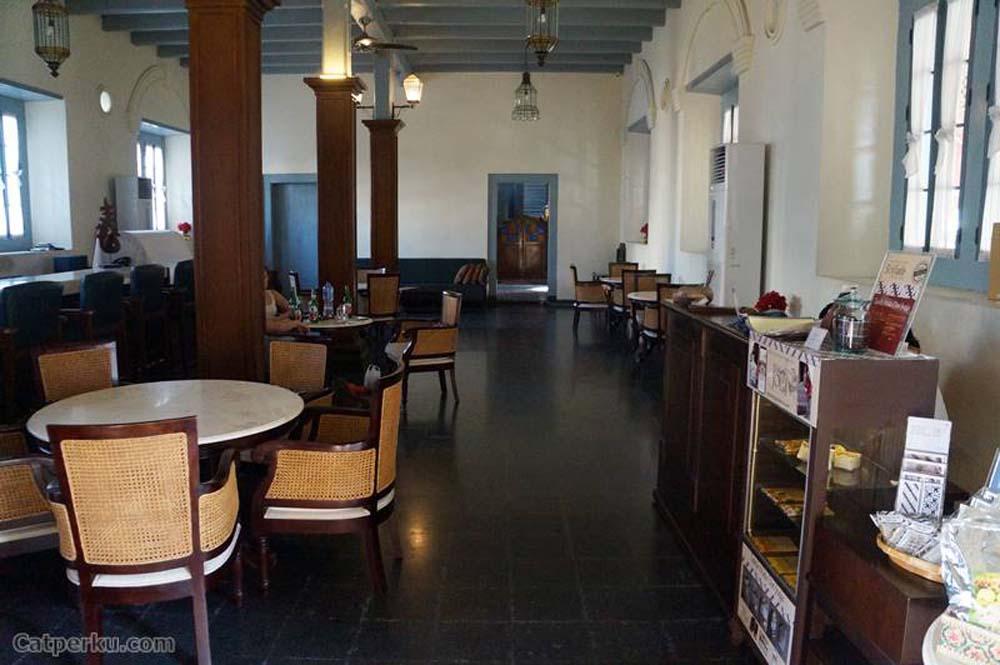 Indiche Koffie Benteng Vredeburg