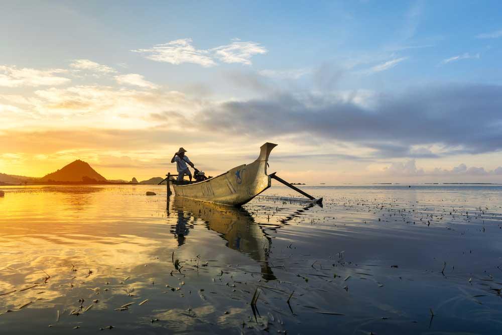 Pantai Tersembunyi di Lombok Ini Mungkin Merupakan Pantai Baru di Lombok! Tetapi Pesonanya Nggak Akan Membuat Kalian Bosan!