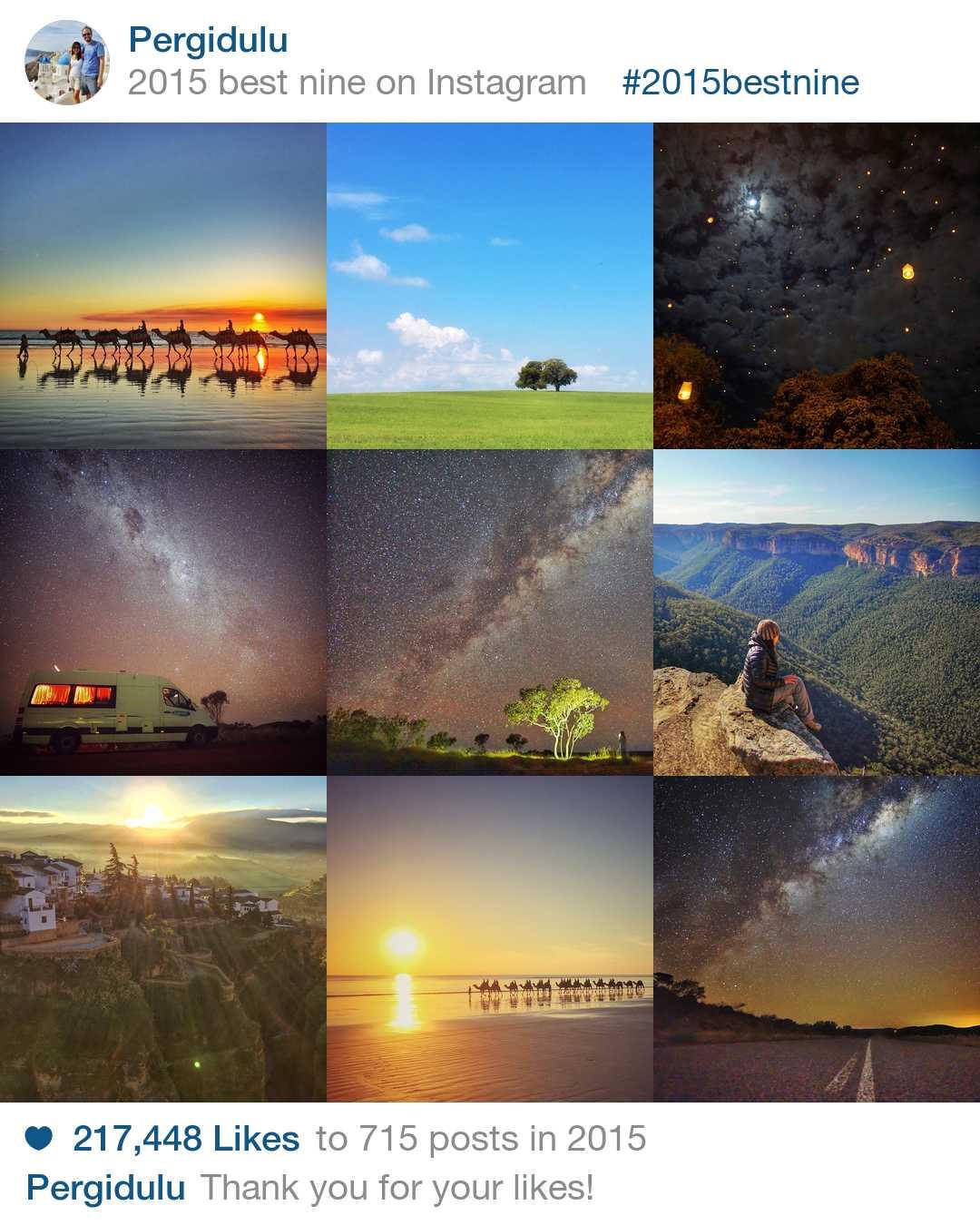 Cara Membuat Best Nine 2015 Foto Instagram Kalian Dengan Aman