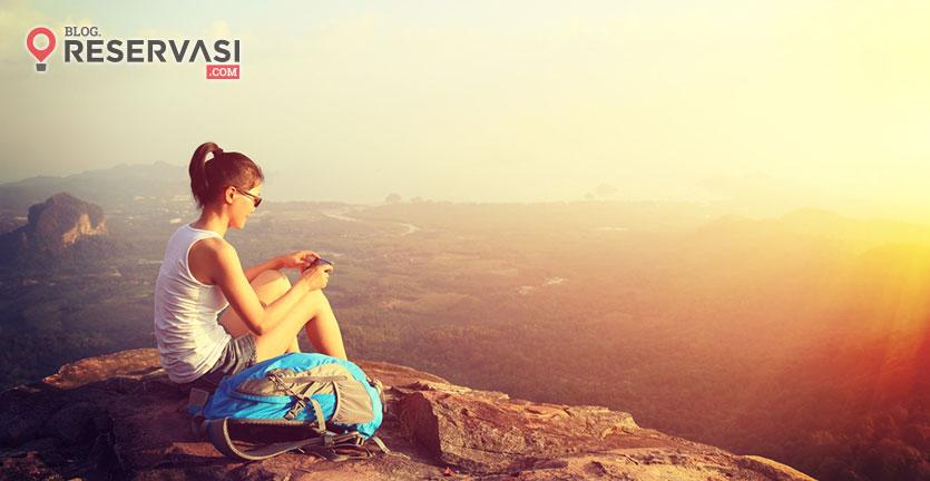 Masih Ragu Untuk Solo Travelling? Ini Manfaatnya Untuk Kamu