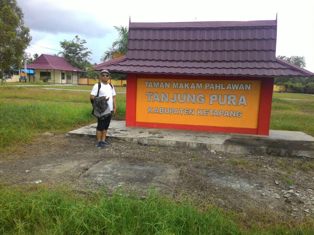 Taman Makam Pahlawan Tanjung Pura, Kota Ketapang - Kalimantan Barat