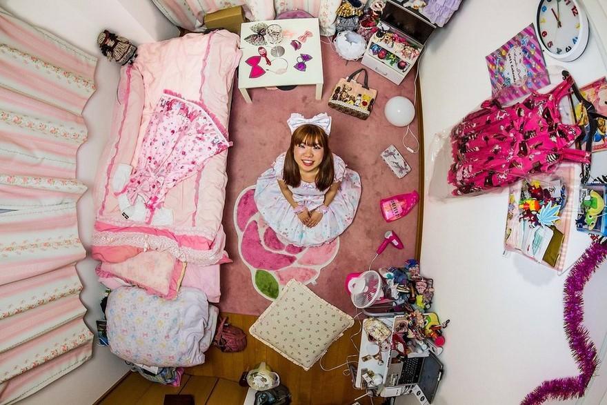 Tokyo, Japan, Ryoko, 25 Tahun, Information Technology Engineer,