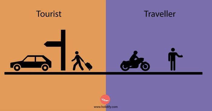 turis-naik-taksi-traveler-naik-transportasi-umum-atau-hitchike