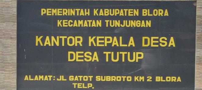 Desa unik di indonesia