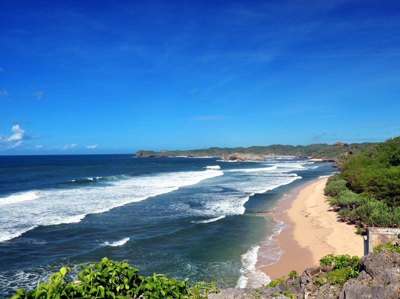 Ini Dia Pantai Krakal di Yogyakarta yang Mulai Hits!