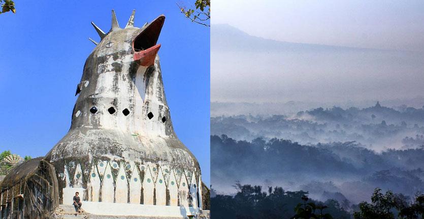 Cinta dan Rangga Kenang 10 Tempat Paling Romantis di Yogyakarta