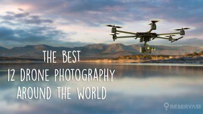 Foto-Foto Drone Terbaik Sepanjang 2015 Dari Seluruh Dunia
