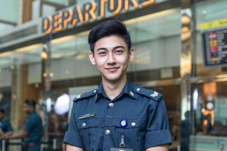 Bandara Singapura Punya Petugas Ganteng yang Heboh di Media Sosial