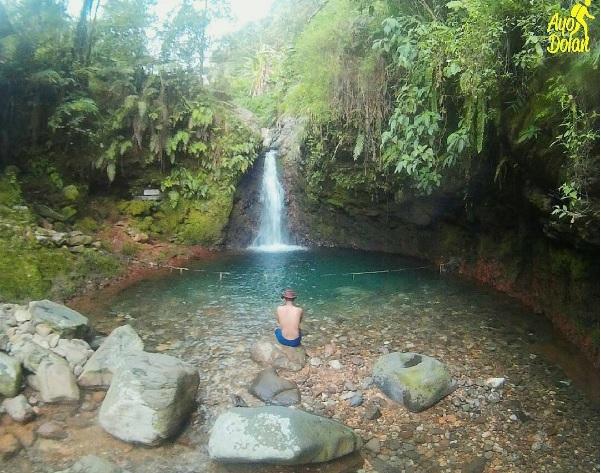 Waterval Van Buitenzorg