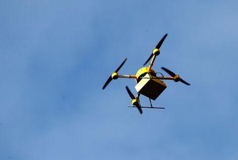 Tak Hanya untuk Traveling, tapi Drone Juga Bisa untuk Kemanusiaan