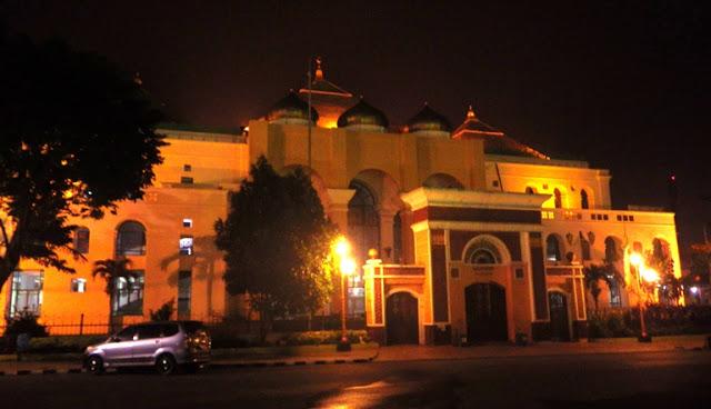 Masjid Agung Palembang - Tahun 2014